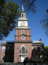 Philadelphia - Independence Hall - Wikipedia BY Captain Albert E Theberge