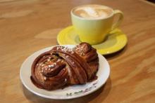 Toronto Kensington Market - Fika Cafe
