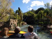Universal Studios - Jurassic Park