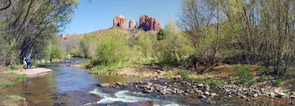 Sedona - Oak Canyon - Cathedral Rock