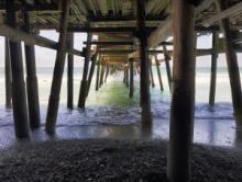 San Clemente - under the Pier