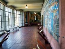 San Francisco - Coit Tower Murals
