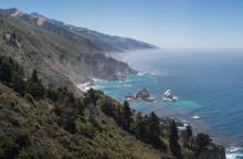California - PCH - Big Sur Wikipedia by Diliff