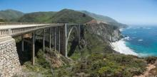California - PCH - Bixby Creek Bridge - Wikipedia By Diliff