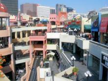 San Diego Gaslamp Quarter - Horton Plaza - Wikipedia