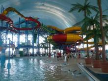Niagara Falls Canada - Indoor Waterpark