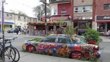 Toronto Kensington Market - Garden Car - from Wikipedia