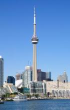 Toronto CN Tower from the Waterfront - from Wikipedia
