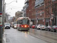 Toronto Streetcar - from Wikipedia
