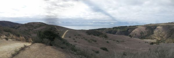 Crystal Cove State Park Trails