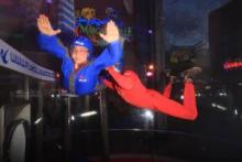 iFly Skydiving - Universal City Walk
