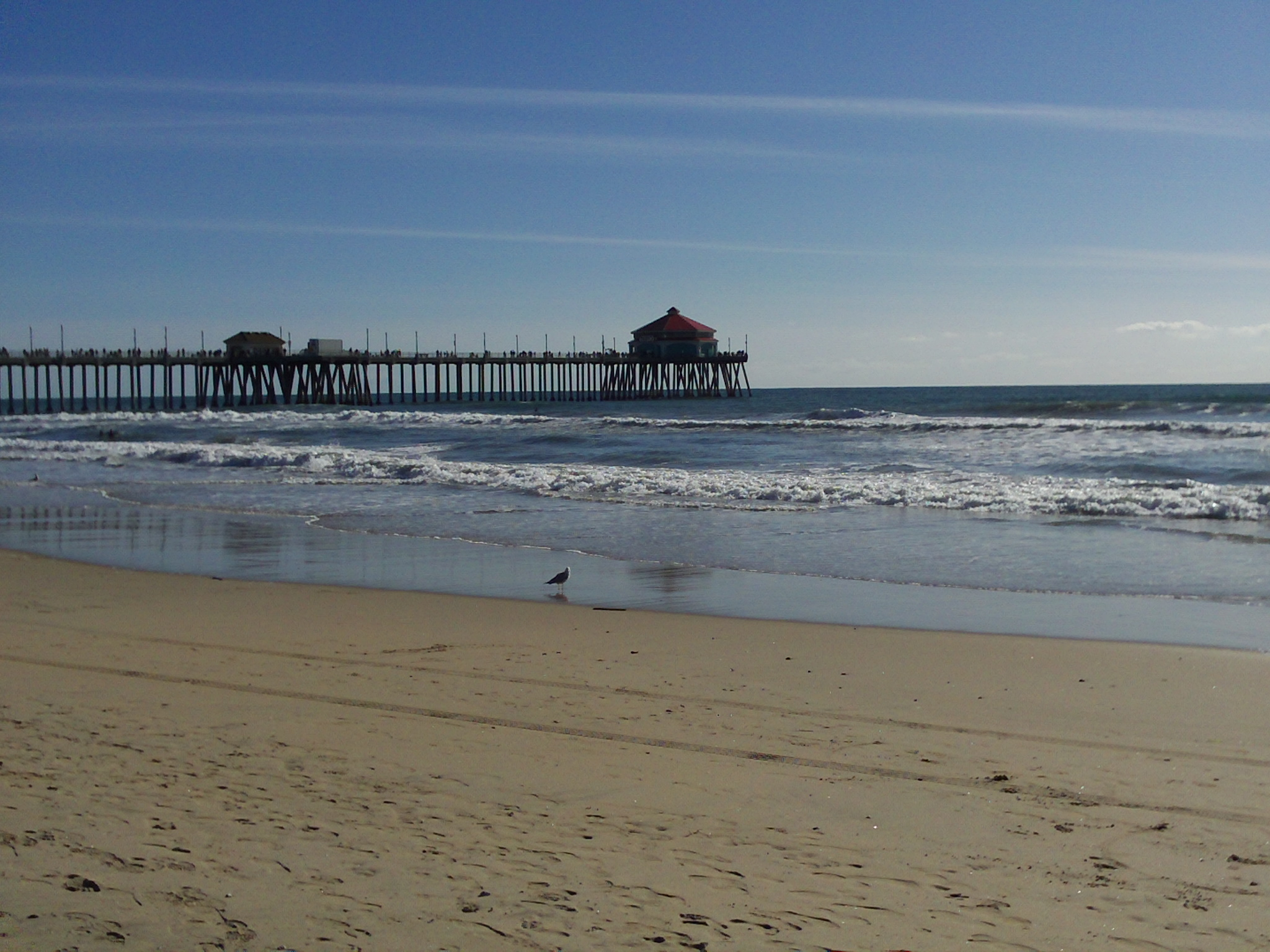 Huntington Beach I Wish You Were Here