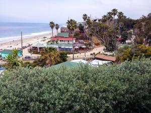 Crystal Cove historic district cottages