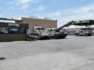 Battlefield Vegas - tanks