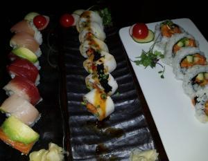 Santa Barbara Dining - Oku