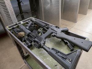 Battlefield Vegas - Weapons