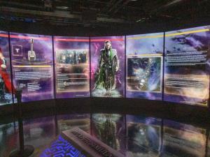 Las Vegas - Marvel Avengers Station