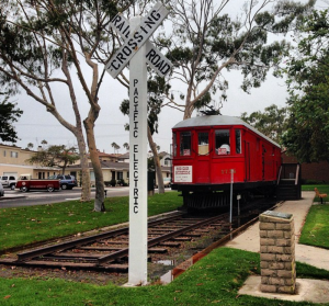 Seal Beach - Red Car Museum - courtesy of Chamber of Commerce