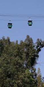 San Diego Zoo Skyfari Gondolas - Wikipedia - by Cburnett