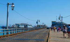 Santa Barbara - Sterns Wharf